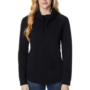32 Degrees Heat Funnel Neck Pullover Sweater, S